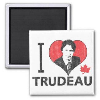 I Heart Trudeau Magnet