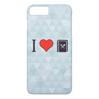 I Heart Trying New Recipes iPhone 7 Plus Case