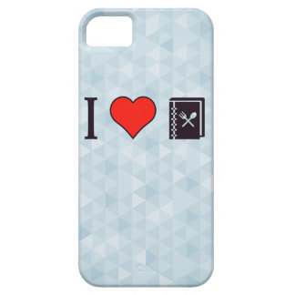 I Heart Trying New Recipes iPhone SE/5/5s Case