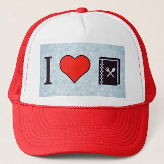 I Heart Trying New Recipes Trucker Hat
