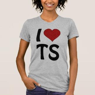 I Heart TS T-Shirt