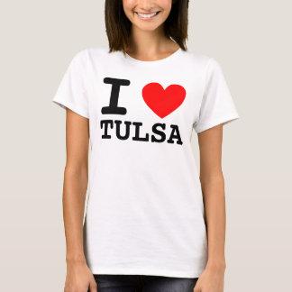 I Heart Tulsa Shirt
