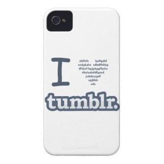 I Heart Tumblr Case-Mate iPhone 4 Case