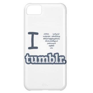 I Heart Tumblr iPhone 5C Cover