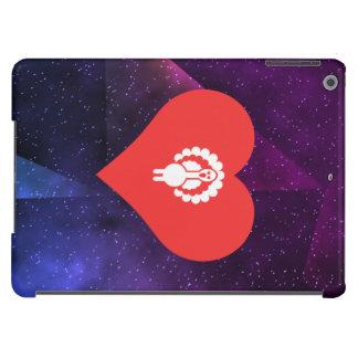 I Heart Turkeys Vector Cover For iPad Air