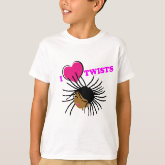 I Heart Twists T-Shirt