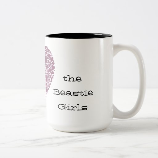 I Heart Two-Tone Coffee Mug