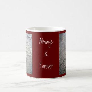 I Heart U Classic White Coffee Mug