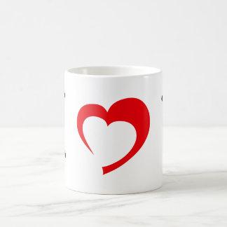 I Heart U Mug