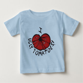 I Heart Ugly Tomatoes! Baby T-Shirt