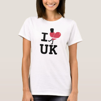 I Heart UK Shirt