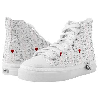 I Heart Unicorn Shoes