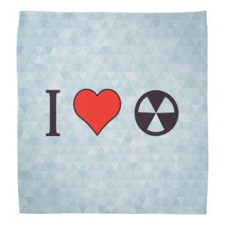I Heart Uranium Bandana