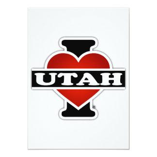 I Heart Utah Card