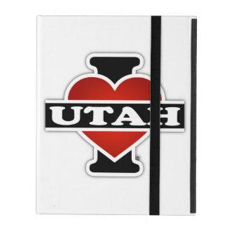 I Heart Utah iPad Cover