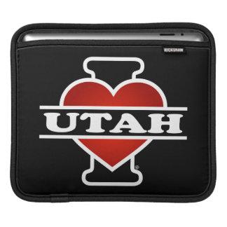 I Heart Utah iPad Sleeve