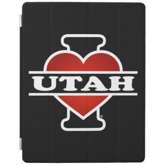 I Heart Utah iPad Smart Cover