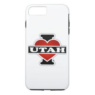 I Heart Utah iPhone 7 Plus Case