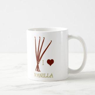 I heart Vanilla Coffee Mug