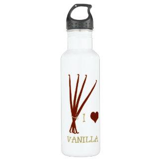 I heart Vanilla Stainless Steel Water Bottle