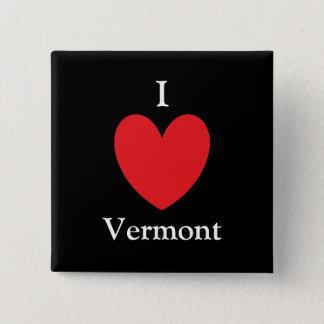 I Heart Vermont Button