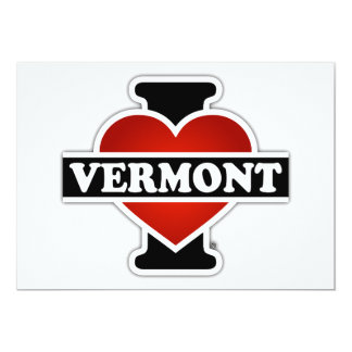 I Heart Vermont Card