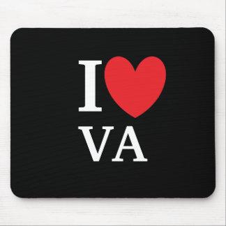 I Heart Virginia Mousepad