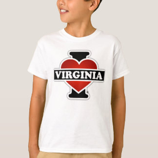 I Heart Virginia T-Shirt
