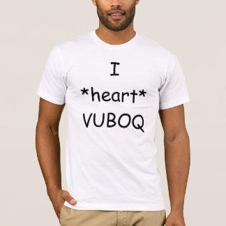 I *heart* VUBOQ T-Shirt