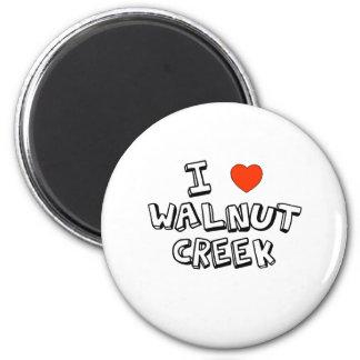 I Heart Walnut Creek Magnet