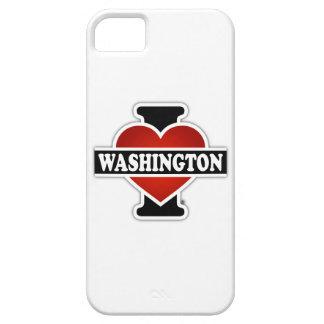 I Heart Washington iPhone 5 Covers
