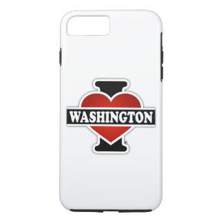 I Heart Washington iPhone 8 Plus/7 Plus Case