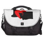 I Heart Washington Laptop Computer Bag