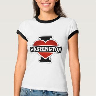 I Heart Washington T-Shirt