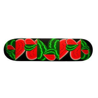 I (Heart) Watermelon Skateboard Deck