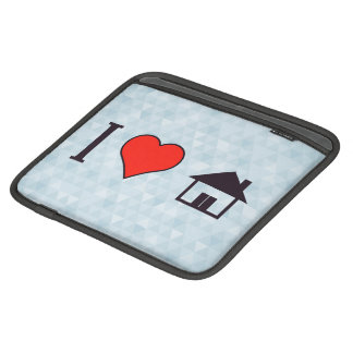 I Heart Welcoming Guests Sleeve For iPads
