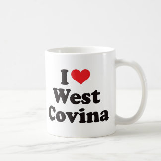 I Heart West Covina Coffee Mug