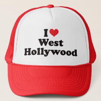 I Heart West Hollywood Trucker Hat