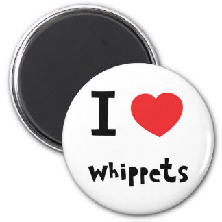 I Heart Whippets Facebook I heart Whippets 2 Inch Round