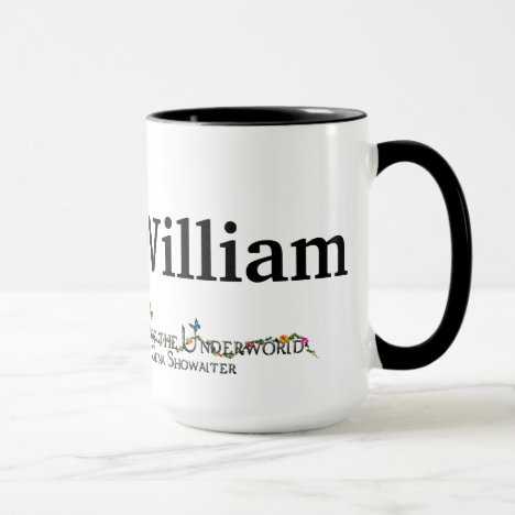 I Heart William Mug