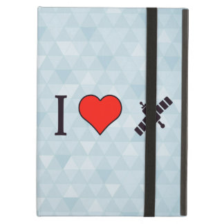 I Heart Wireless Reception Case For iPad Air