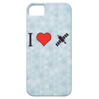 I Heart Wireless Reception iPhone SE/5/5s Case