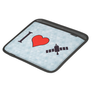I Heart Wireless Reception Sleeve For iPads
