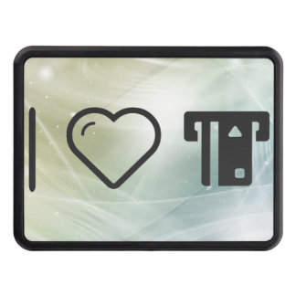 I Heart Withdraw Credits Hitch Covers