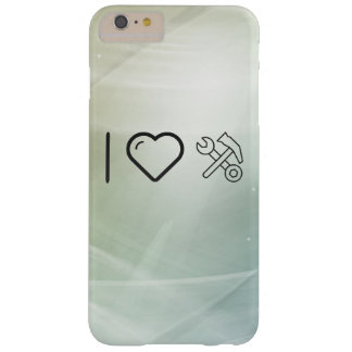 I Heart Wrench Hammers Barely There iPhone 6 Plus Case