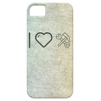 I Heart Wrench Hammers iPhone 5 Covers