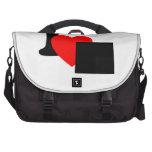 I Heart Wyoming Computer Bag