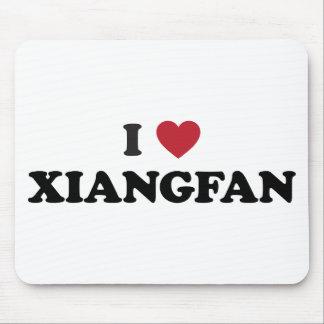 I Heart Xiangyang China Mouse Pad
