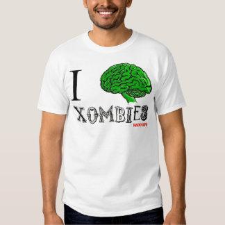 I heart Xombies Tee Shirts