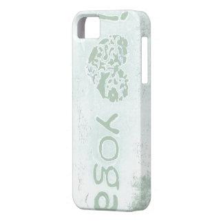 """i heart yoga"" iphone 5 case"